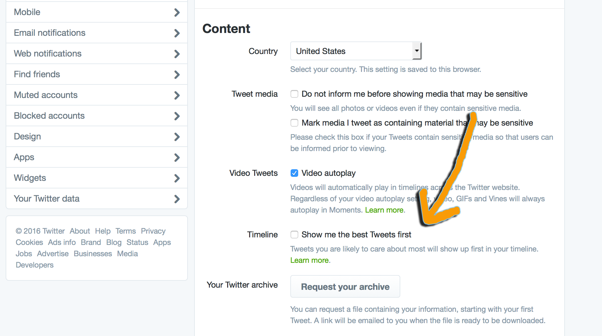 twitter update algorithm timeline
