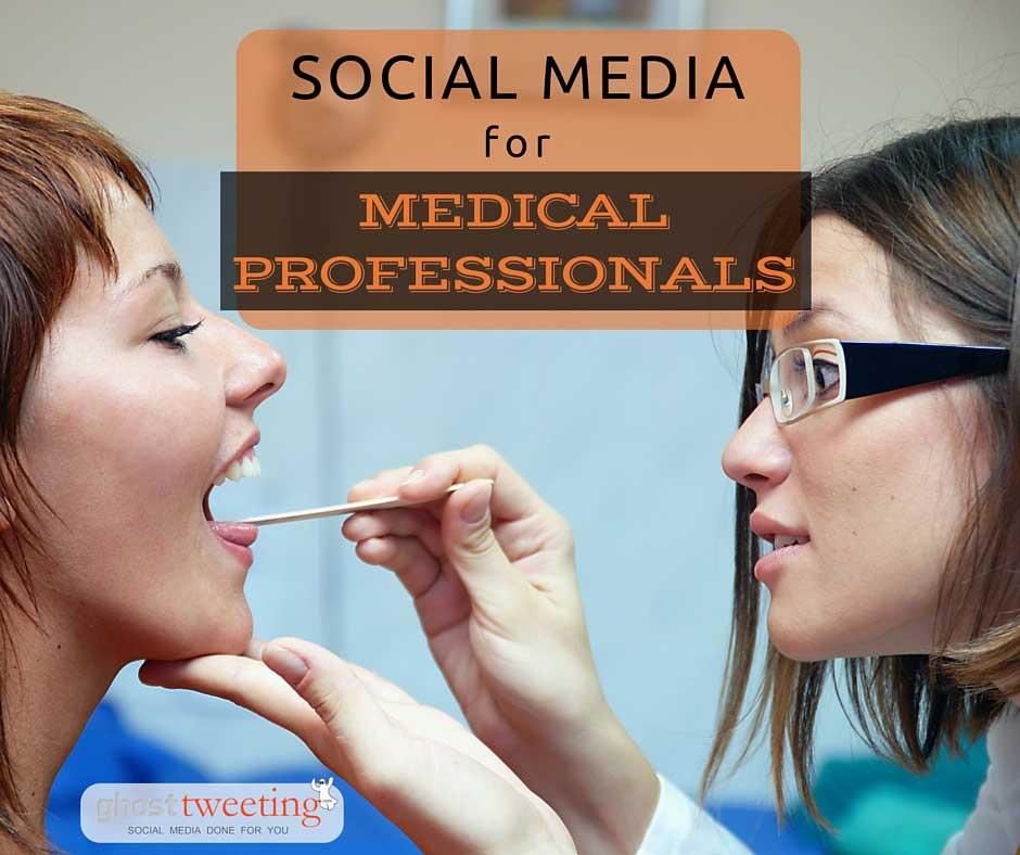 Social Media for Medical Professionals