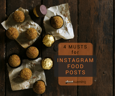 Tips for Instagram Food Posts