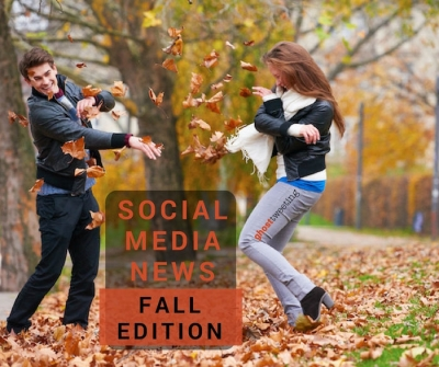 social media news fall edition