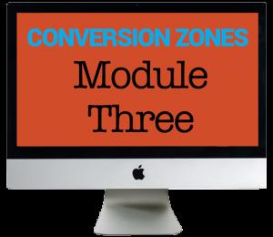 Conversion Zones Module 3
