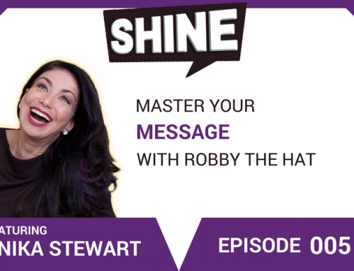 Ep #5: Master Your Message with Robby the Hat