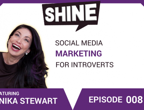 Ep #8: Social Media Marketing for Introverts