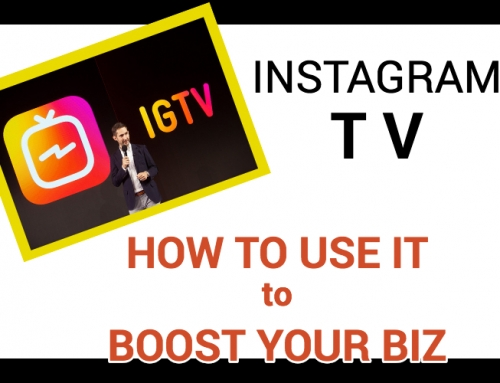 How to Use Instagram's New TV Feature For Business