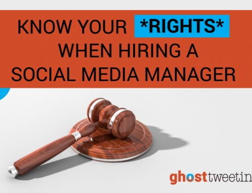 Know Your Rights When Hiring a Social Media Manager