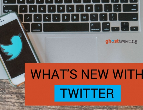 What's New with Twitter Right Now
