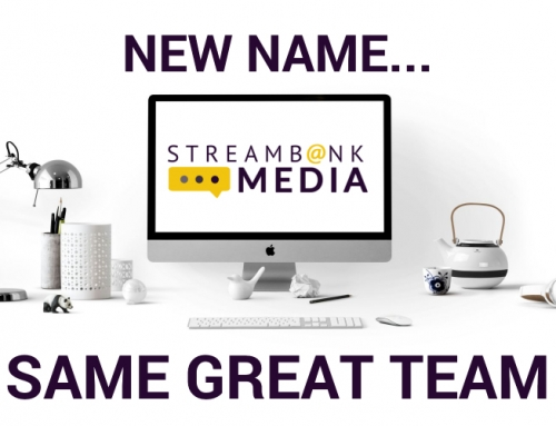 The Ghosts Take on a New Chapter… Streambank Media