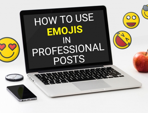 How to Use Emojis in Professional Posts