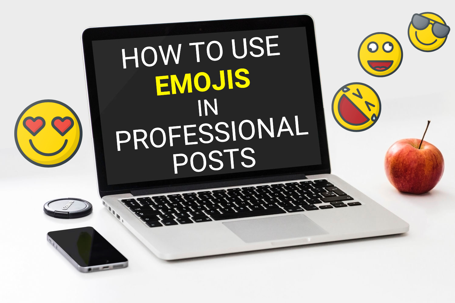 How to Use Emojis in Professional Posts | Social Media Agency